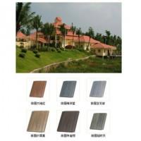 【厂家促销】优质低价彩色水泥瓦 屋面瓦系统 田园系列 新品上市
