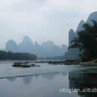 阳朔遇龙河漂流-桂林旅游景点阳朔旅游景点