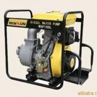 普盛动力4寸口径 柴油机水泵