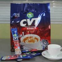 2014新品首发 老挝进口CVT中越泰3合1速溶咖啡600g 浓香型