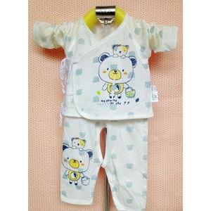 迷你熊连肩绳子宝宝套  婴幼儿服装