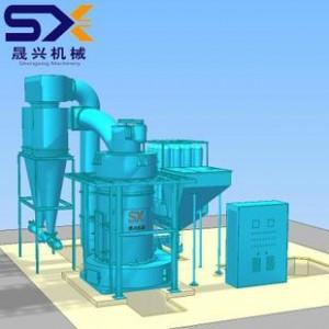大型雷蒙磨 矿石粉碎机 矿山机械设备制造商 SXR2100 雷蒙磨粉机