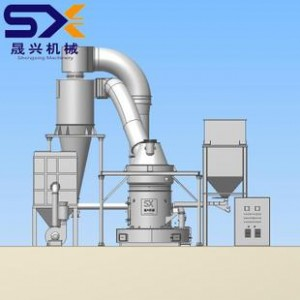 中速/高速磨煤机 桂林新型高效磨粉机 SXR1600 磨粉机械厂
