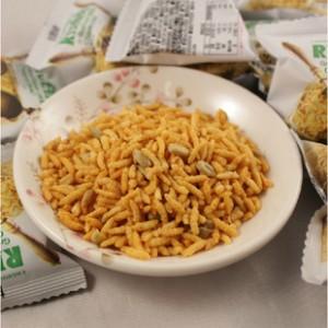 江西萍乡特产美食甘源奥尔良烤翅味炒香米15g散装小米花零食小吃