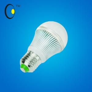 2014夏季新款 球泡灯系列铝壳球泡灯夏普款7W功率厂家批发直销