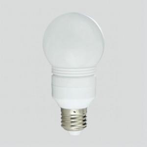 HB品牌 LED塑料玻璃球泡灯 3W4W5W6W照明节能 大功率球泡灯保三年