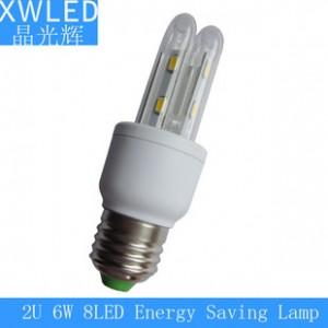 LED节能灯 3W  恒流电源 ac85-265v smd5730 8灯