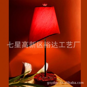 中式新古典高档灯饰 家居喜庆台灯 卧室床头灯 书房照明灯D011