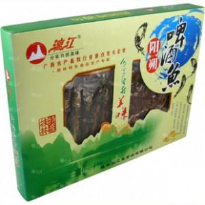 【桂林特产食品】漓江牌96g礼盒装啤酒鱼