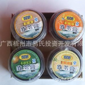 【广西梧州特产】四杯口味混装龟苓膏 无糖杯装龟苓膏