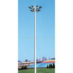 广西河池高杆灯安装公司,河池高广场高杆灯,河池自动升降高杆灯