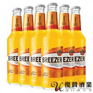 正品 百加得冰锐朗姆预调酒 橙味 27