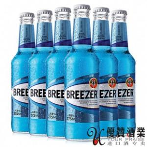 正品 百加得/冰锐预调朗姆酒蓝莓味 275ml*24