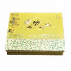花茶礼盒设计制作 做工精细  物美价廉 南宁市纸盒包装厂