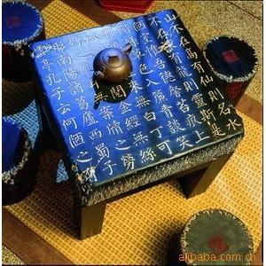 特价销售中式新古典工艺小家具-YX001陋室铭茶几