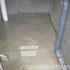 广西防水工程—卫生间防水的施工要求