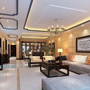 新中式风格三居室